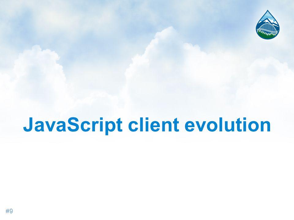 Backbone.js URL: http://backbonejs.org/http://backbonejs.org/ Created by Jeremy Ashkenas in 2010, an author of CoffeeScript Based on Underscore.js: http://backbonejs.org/http://backbonejs.org/ Requires jQuery or Zepto #20