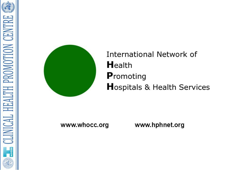 www.whocc.org www.hphnet.org