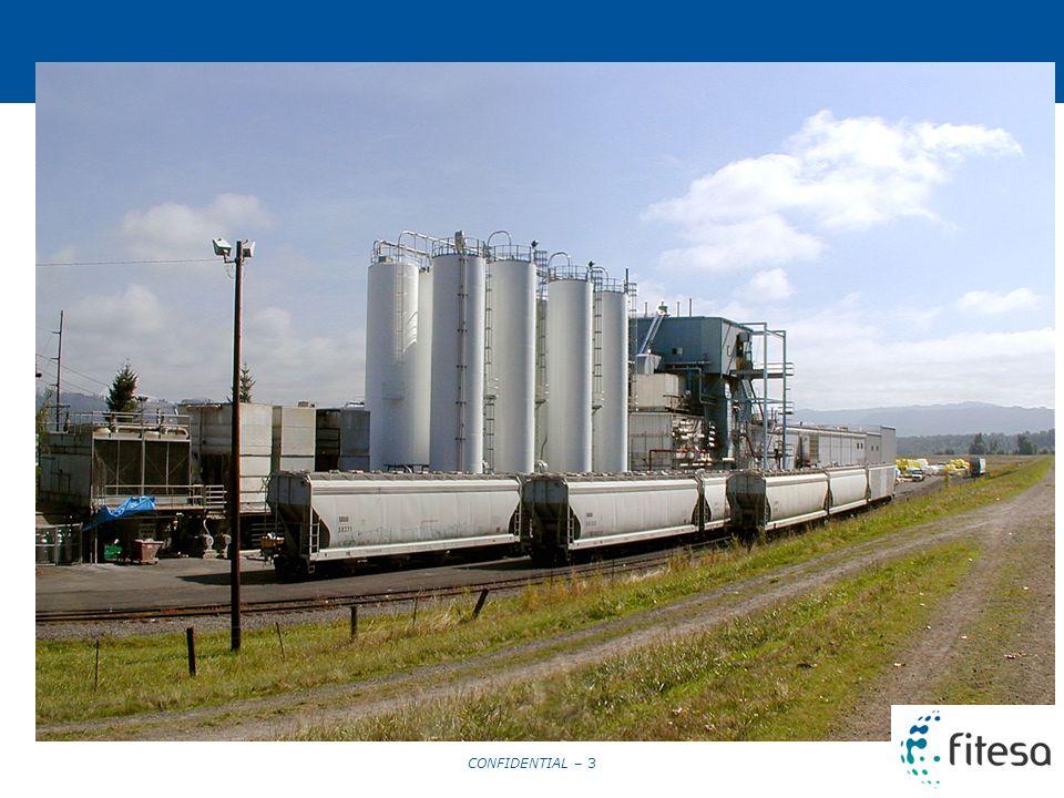 CONFIDENTIAL – 24 CUSUM – kWh/Kg Production