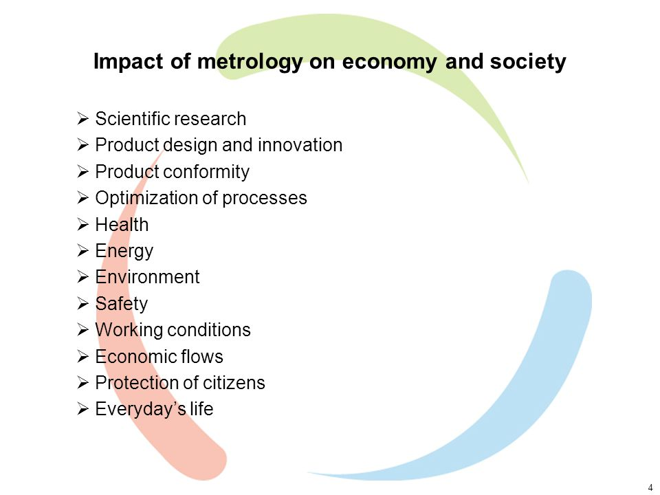 5 Steering Committees of Metrology Institutes The priorities of the Institutes must be assessed against several criteria:  Fostering scientific skills of the Institute,  Image of the institute at international level,  Support to the public policies of the government (health, safety, consumer protection, environment, etc.),  Support to technological changes in the industry,  Support to the competitiveness of industry.