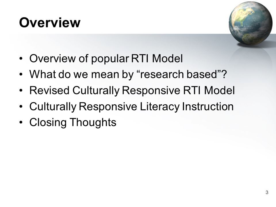 54 Collaboration The culturally responsive literacy teacher: –collaborates and communicates with culturally diverse families: Families are the key to a strong literacy program and should be continuously informed of their student's progress and encourage to participate in classroom activities (Moll et al., 2005).