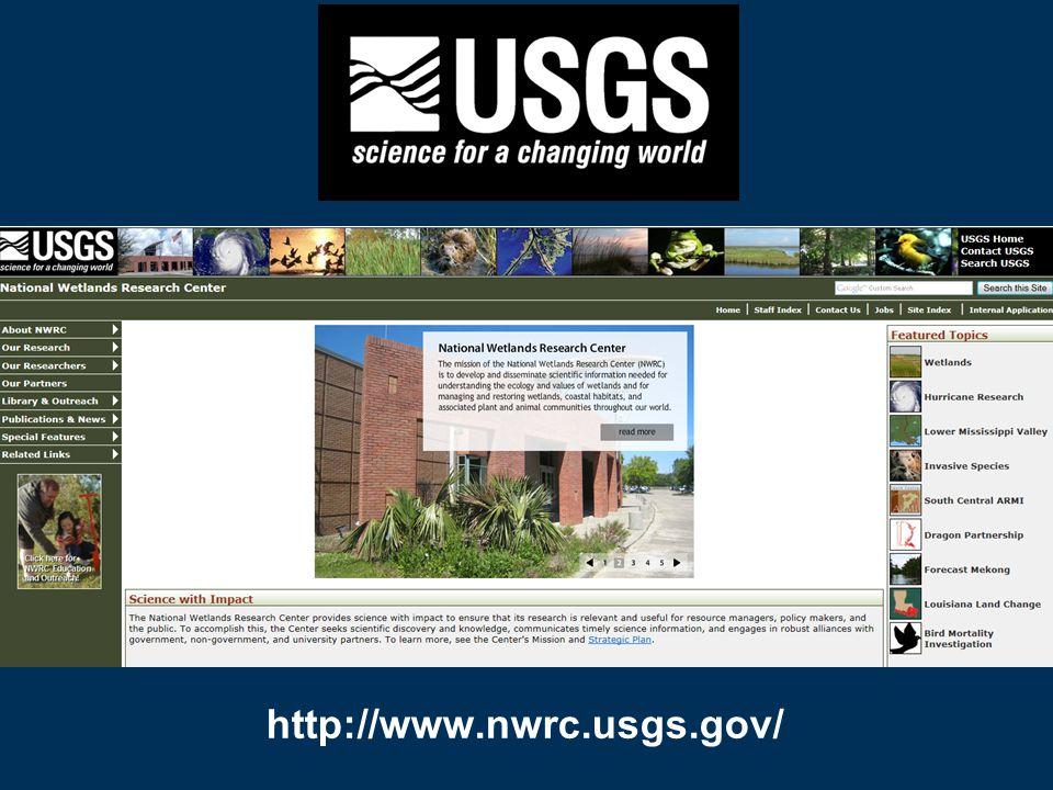 http://www.nwrc.usgs.gov/