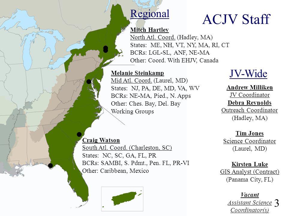 ACJV Staff Mitch Hartley North Atl.Coord.