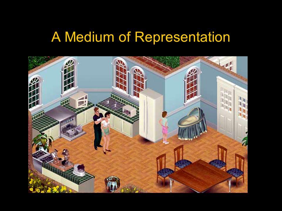 A Medium of Representation