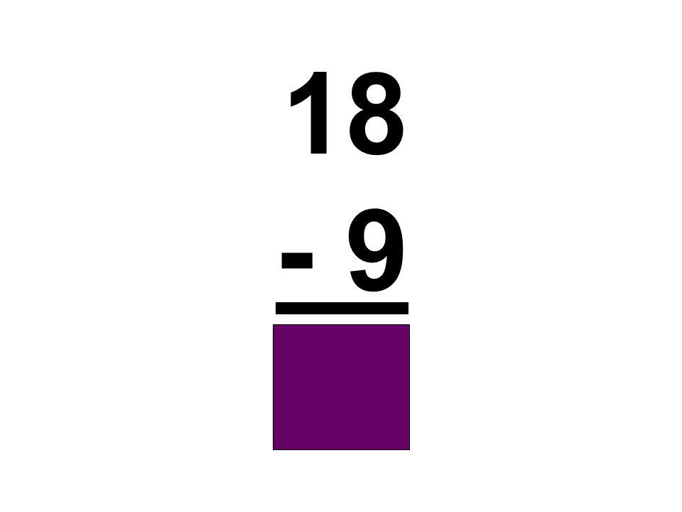 18 - 9 9