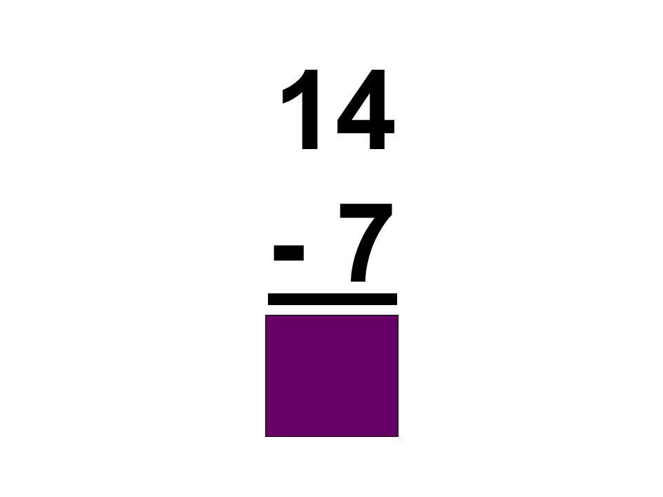 14 - 7 7