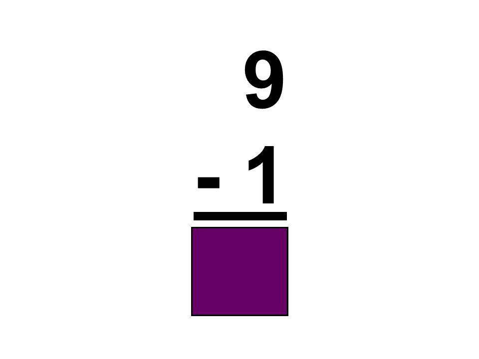 9 - 1 8