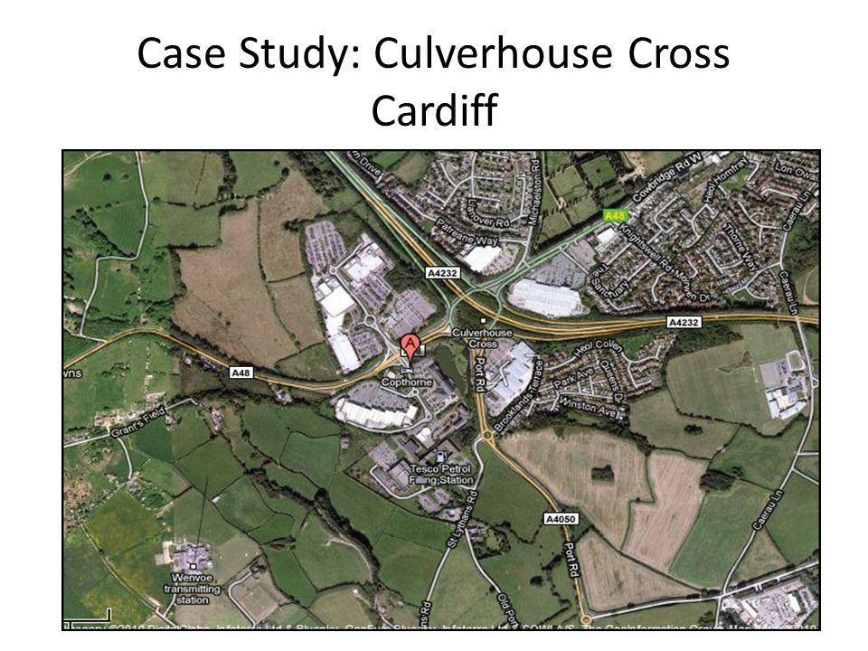 Case Study: Culverhouse Cross Cardiff