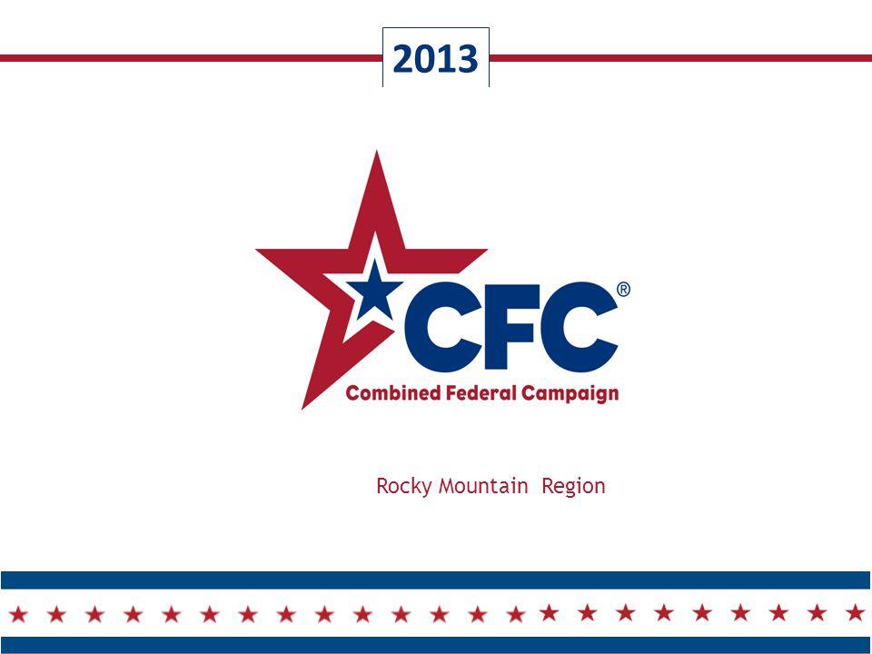 2013 Rocky Mountain Region