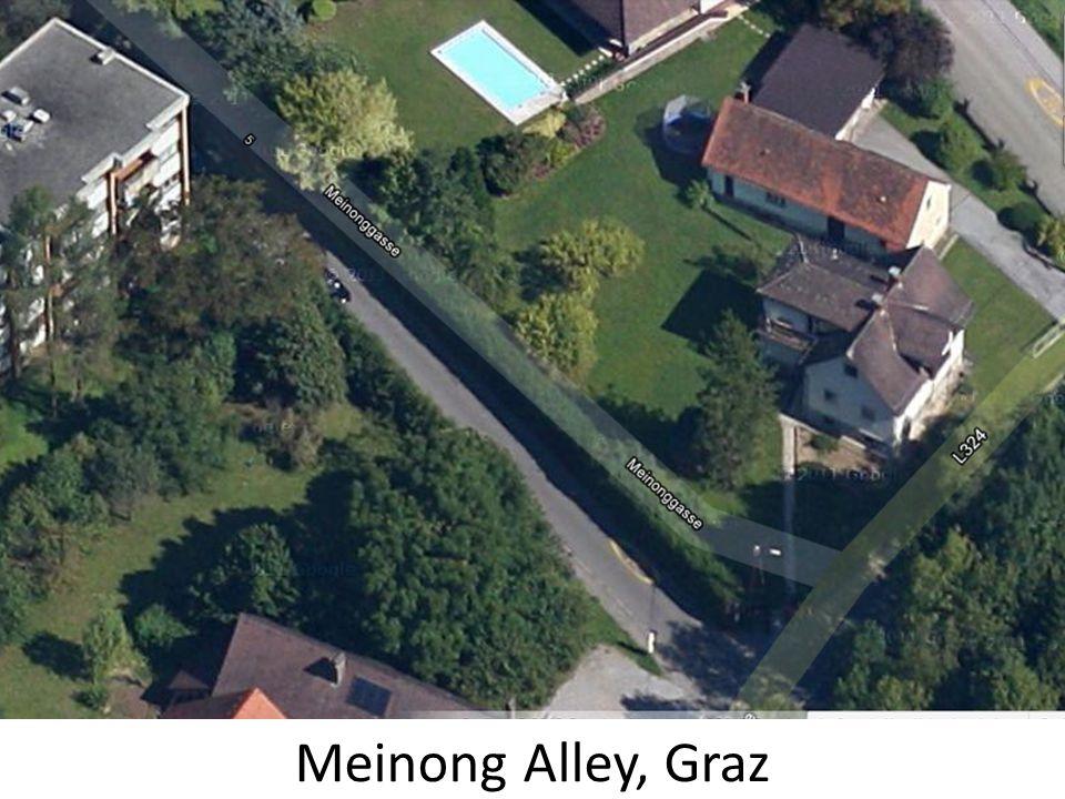 Meinong Alley, Graz