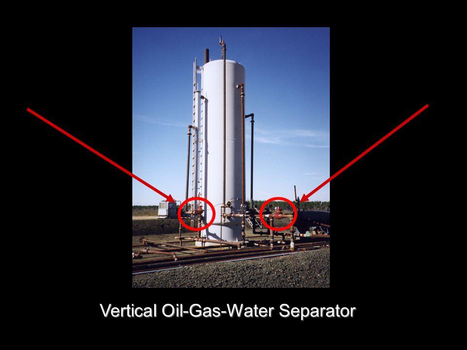 Vertical Oil-Gas-Water Separator
