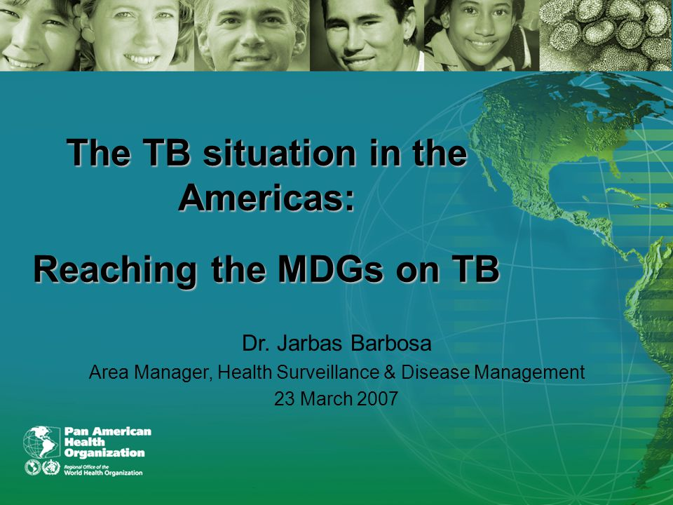Estimated TB Incidence Rates, 2005 No estimate 0–24 50–99 100–299 300 or more 25–49 Estimated New TB cases (all forms) per 100,000 inhabitants