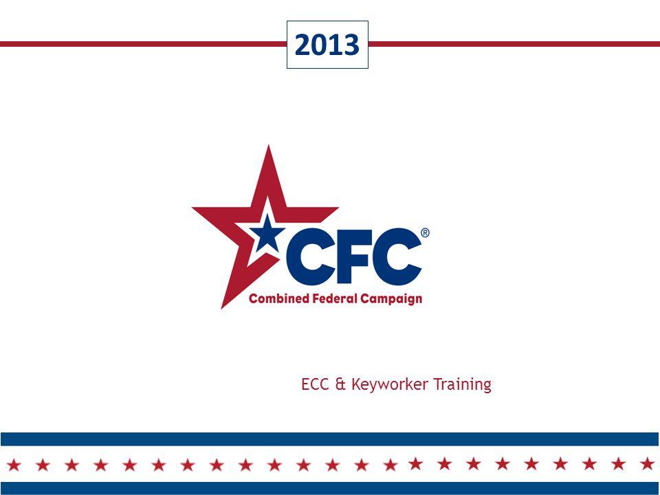 2013 ECC & Keyworker Training