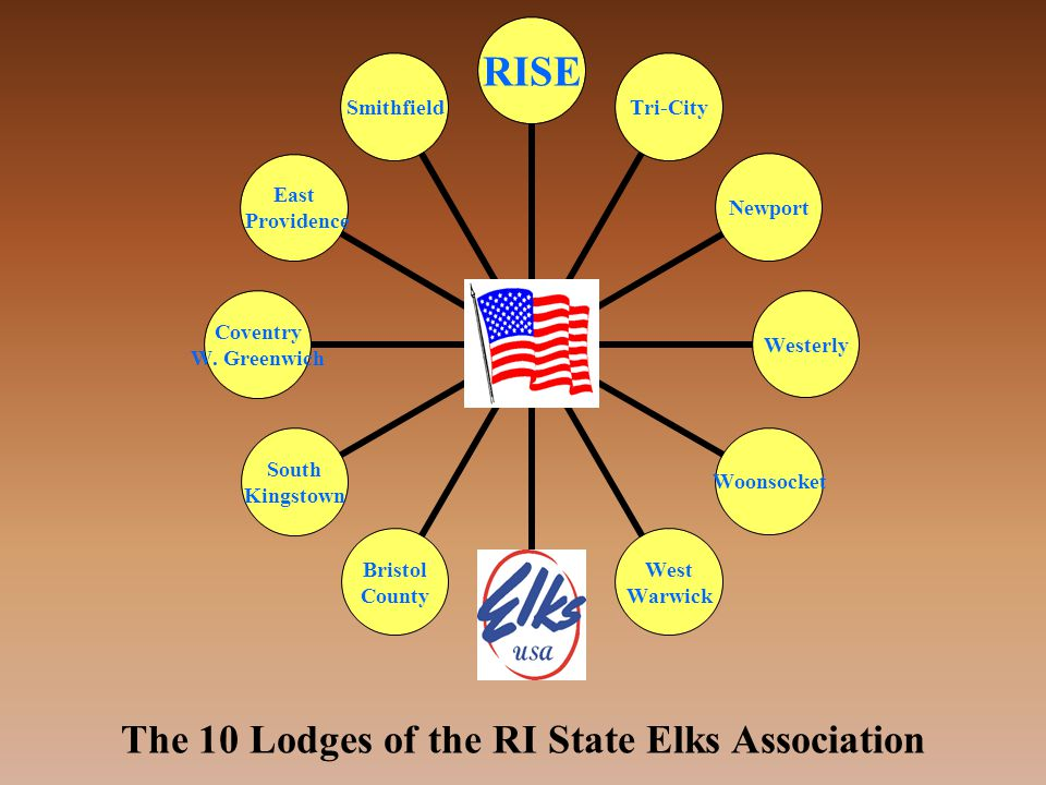 The Elks are committed to America's Promise.