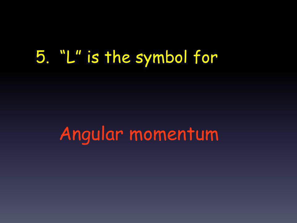 16. Torque is equal to the applied force times _____ radius