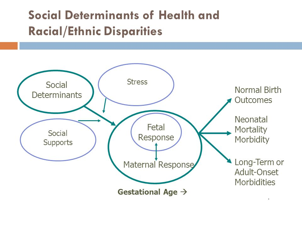 Healthy People Goals on Disparities 2000, 2010, and 2020  2000 Goal  Reduce disparities in health status among different populations  2010 Goal  Eliminate health disparities  2020 Goal  Achieve health equity, eliminate disparities, and improve the health of all groups www.healthypeople.gov