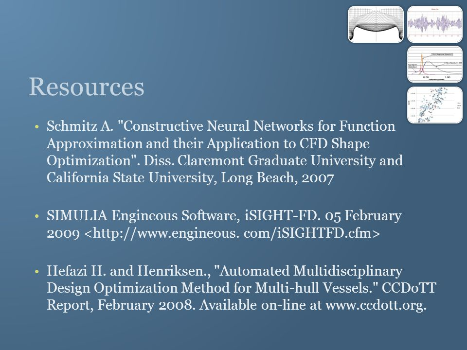 Resources Schmitz A.