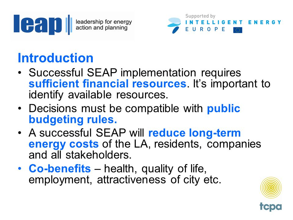 Considerations The 'Energy Hierarchy' and financial pay-back 1.Energy Conservation (do not use as much energy) 2.Energy Efficiency (find more efficient ways of supplying/using energy) 3.Renewable, Sustainable Energy Supplies (least environmental impact) 4.Other Low GHG Energy Supplies (other Greenhouse-Gas- reducing supply sources) 5.Conventional Energy Supplies (the way we currently do it)