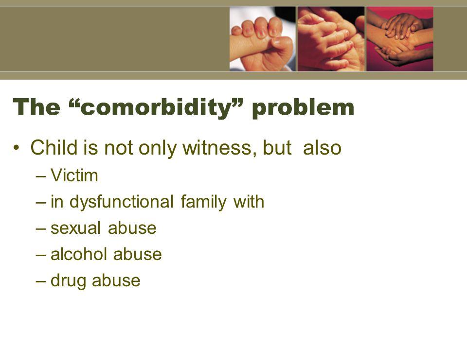 Research field Scattered –Psychology –Social work –Sociology –Medicine –Criminal Justice –Etc.