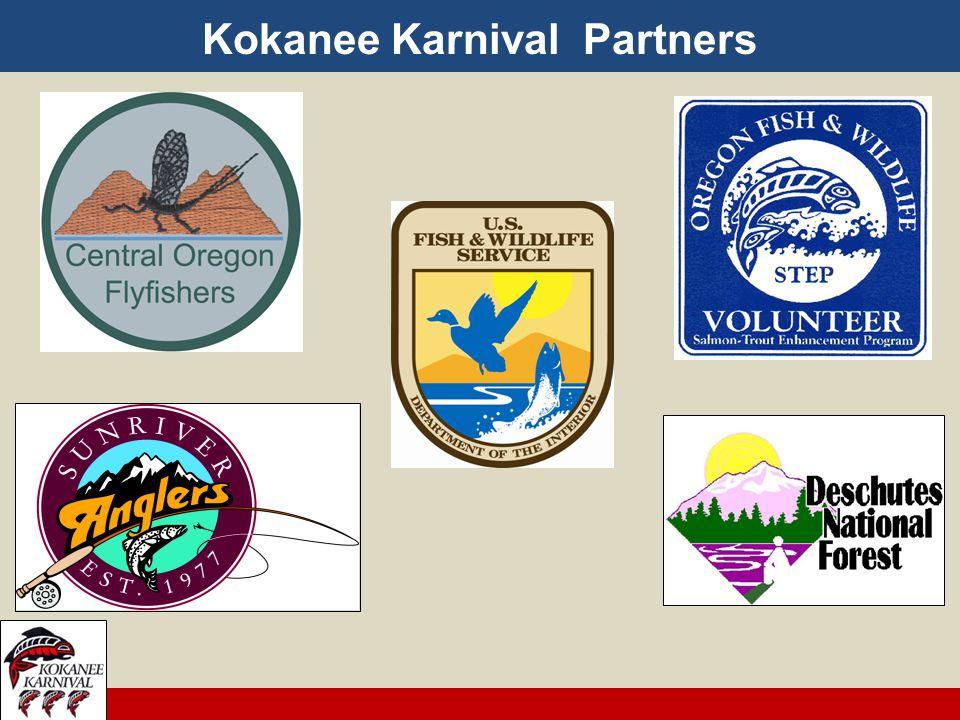 Kokanee Karnival Partners