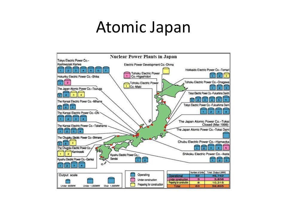 Atomic Japan