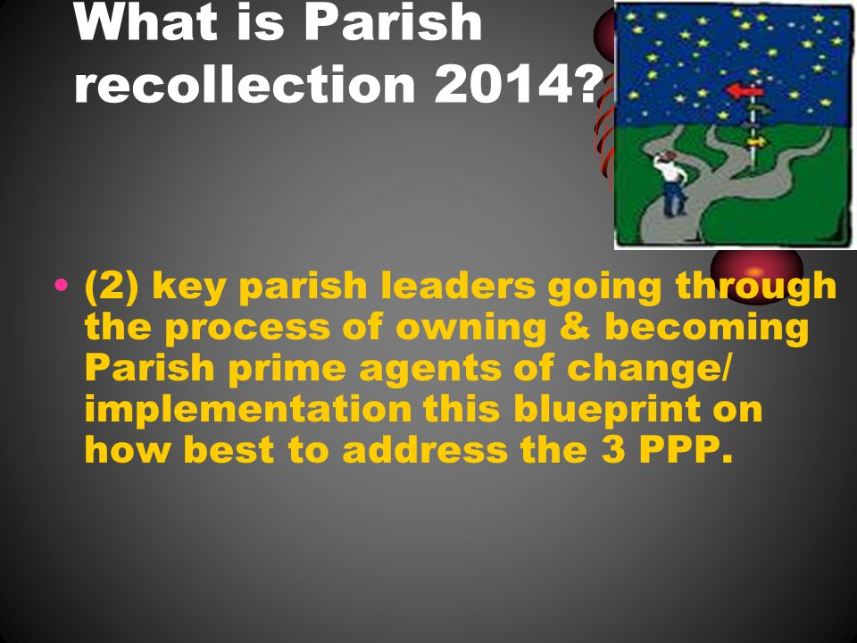 What is Parish recollection 2014.