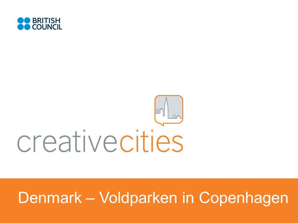 Denmark – Voldparken in Copenhagen