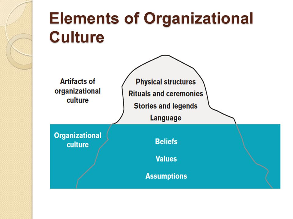 Deciphering Organizational Culture through Artifacts