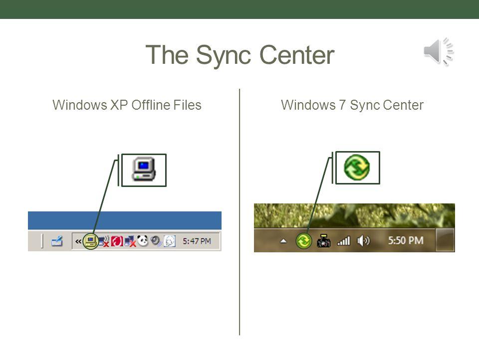 The Old Windows XP Way