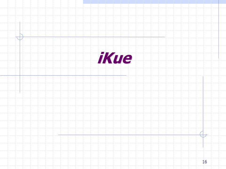 16 iKue