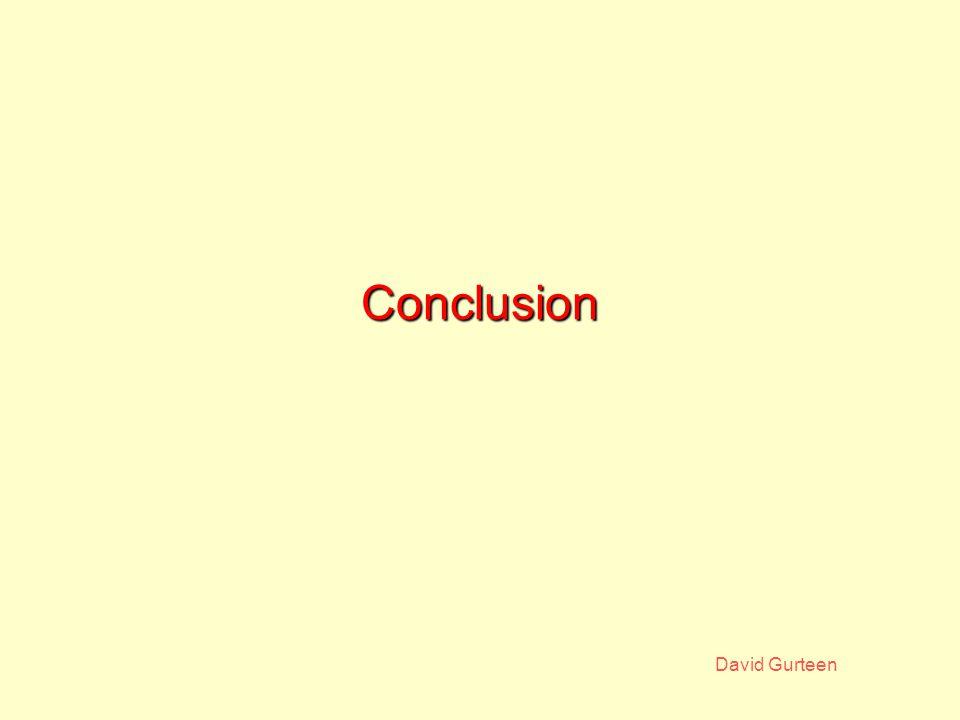 David Gurteen Conclusion
