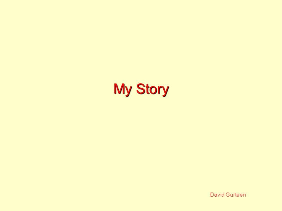 David Gurteen My Story