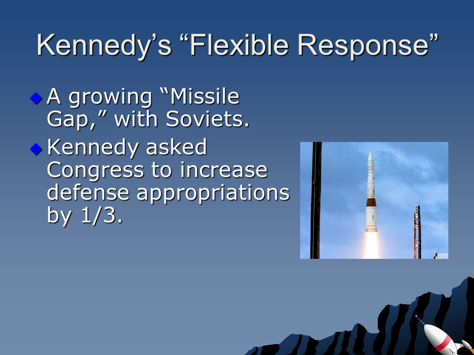 Cuban Missile Crisis, 1962  A Tense Thirteen Days –Khrushchev agreed to remove the missiles.