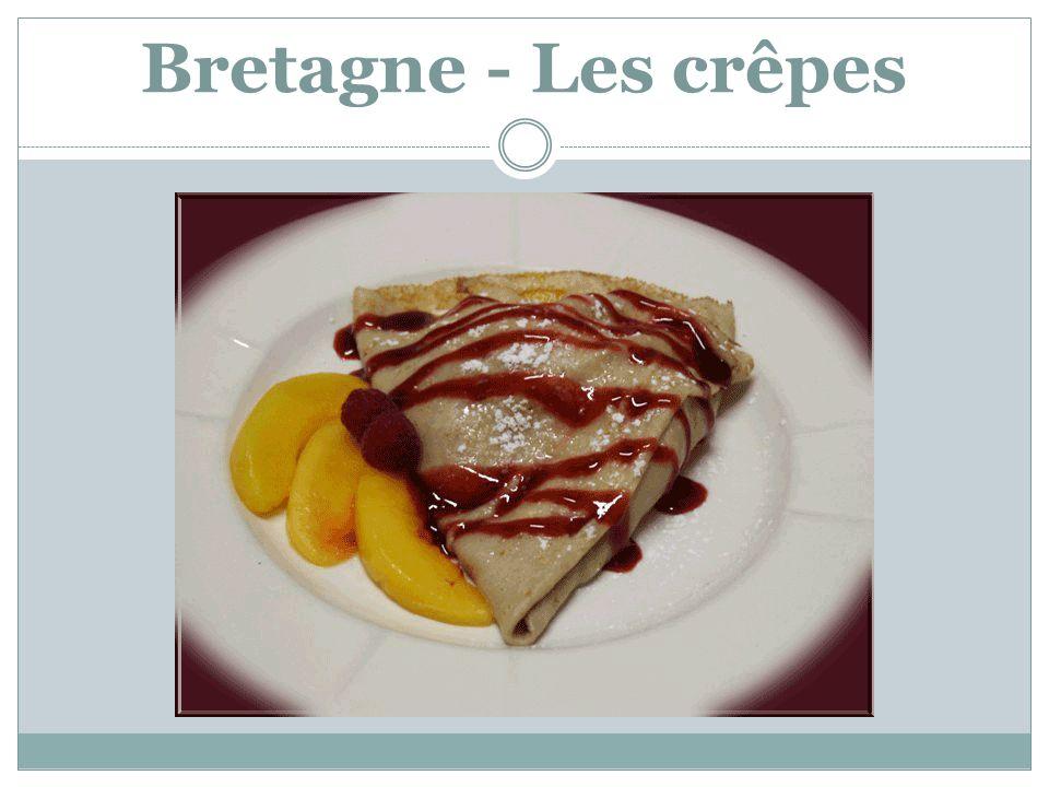 Bretagne - Les crêpes