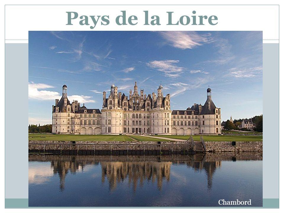 Pays de la Loire Chambord