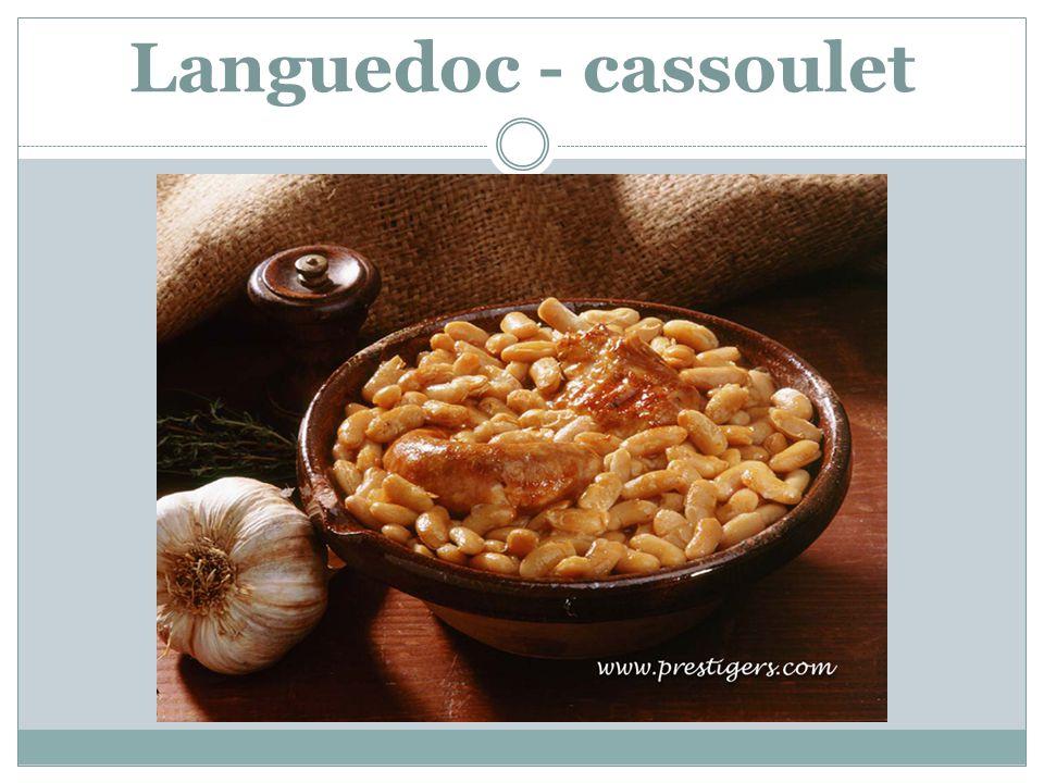 Languedoc - cassoulet