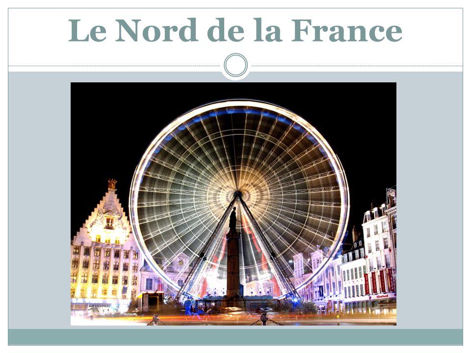 Le Nord de la France