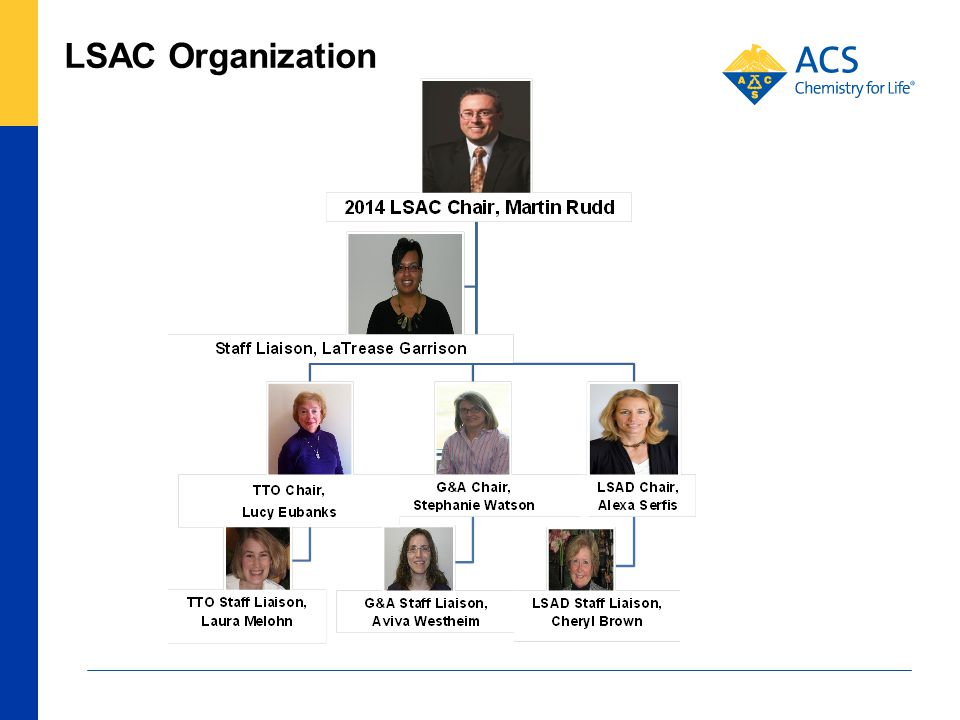 LSAC Organization
