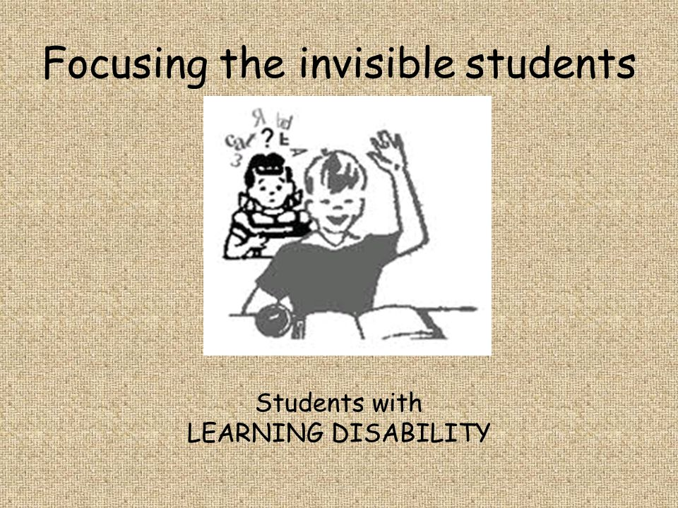 www.hacse.org.in INCIDENCE OF LEARNING DISABILITY Global estimate: 10 -12% of school going children.