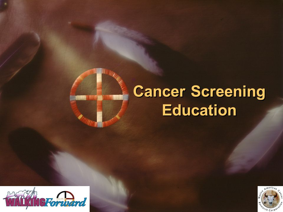 Cancer Screening and Prevention Screening is checking for cancer in a person who does not have any symptoms of the disease.