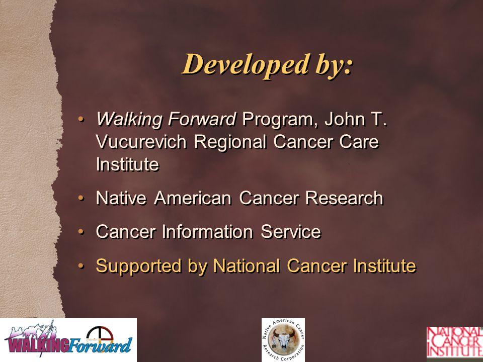 Risk Factors Cancer develops over time.