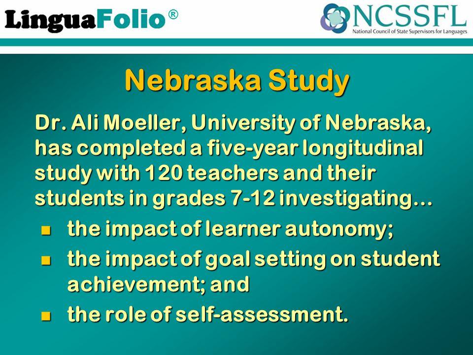 ® Nebraska Study Dr.
