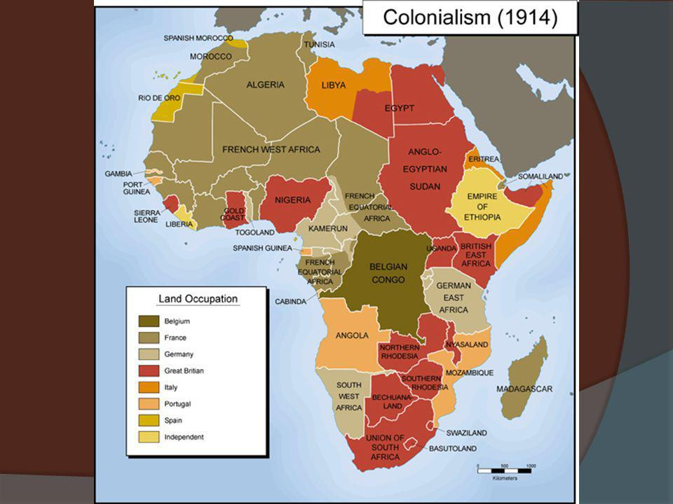 Practice Question  Describe how the people in Africa felt about European colonialism (imperialism) in the 19 th century.