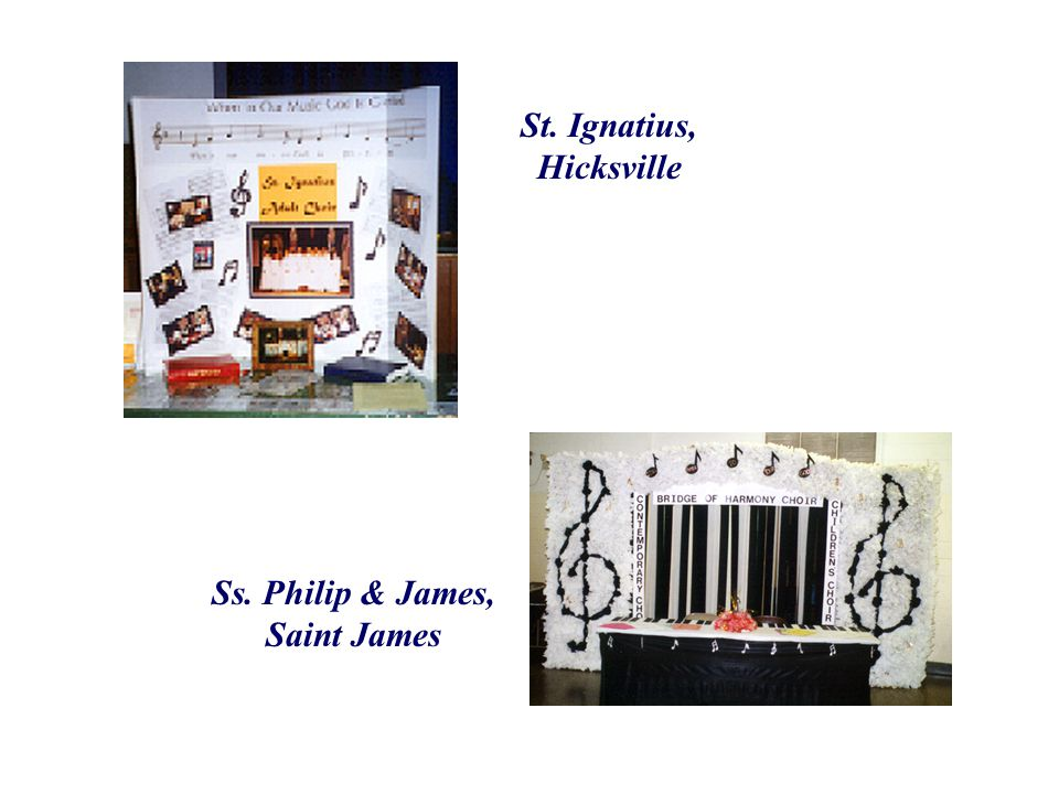 St. Ignatius, Hicksville Ss. Philip & James, Saint James