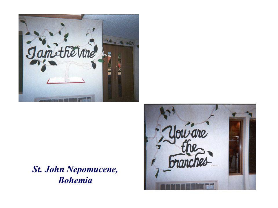 St. John Nepomucene, Bohemia