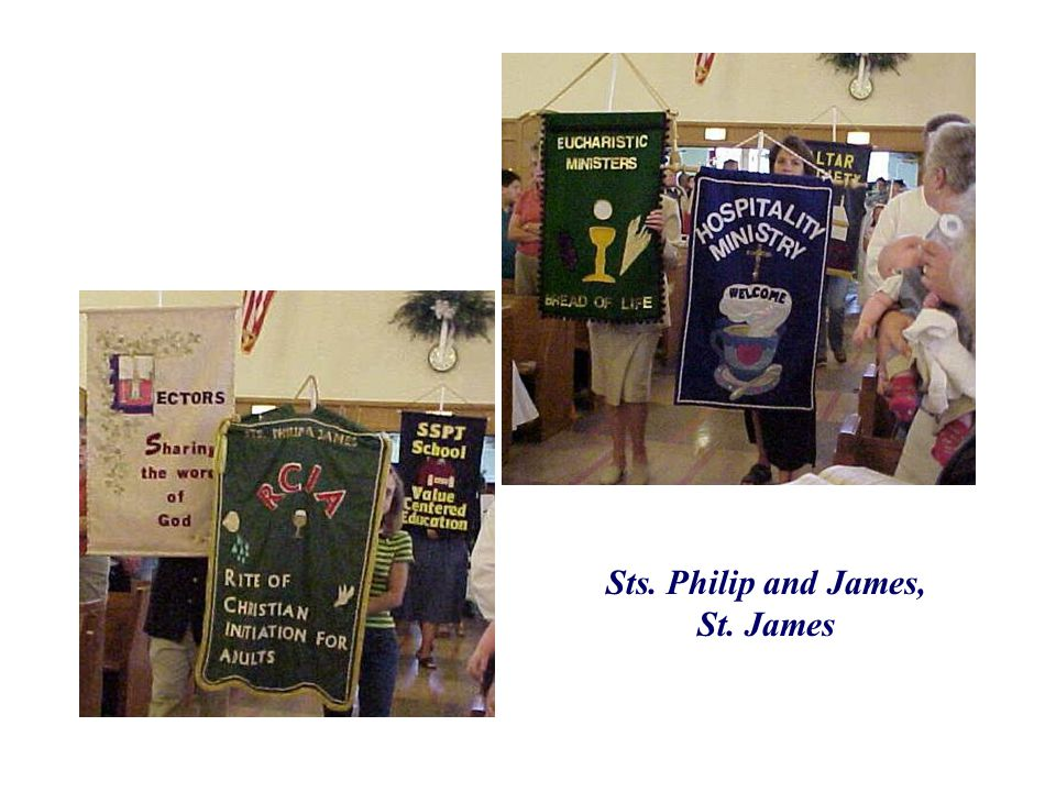 Sts. Philip and James, St. James