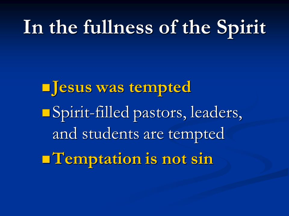 Holiness is a crisis love experience of radical surrender and heart cleansing.