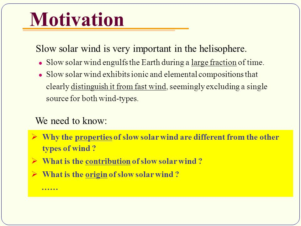 Abstract We use ULYSSES & ACE about 10 years data to explore the properties of slow solar wind.