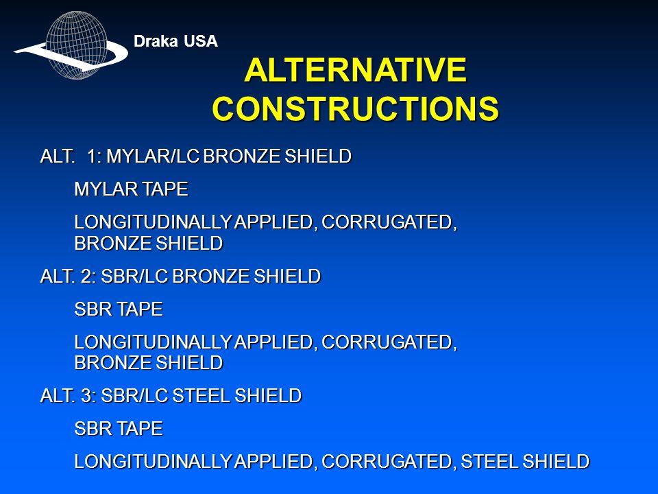 ALTERNATIVE CONSTRUCTIONS ALT.