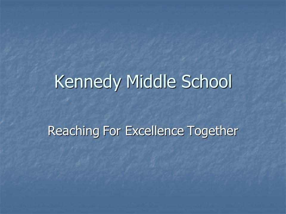 Kennedy Middle School GERMANTOWN, WISCONSIN